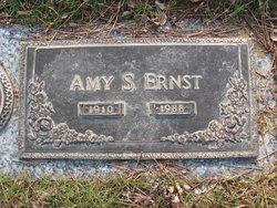 Amy <I>Spangler</I> Ernst
