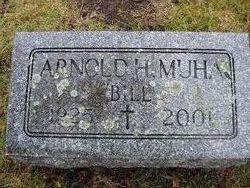 """Arnold Henry """"Bill"""" Muha"""