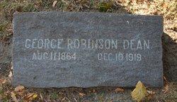 George Robinson Dean