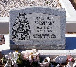 Mary Rose <I>Trujillo</I> Breshears