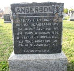 John F Atchison