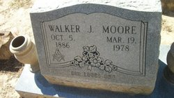 Walker J Moore