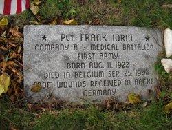 Pvt Frank Iorio
