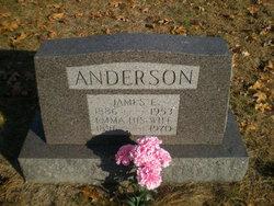 Emma <I>Zeider</I> Anderson