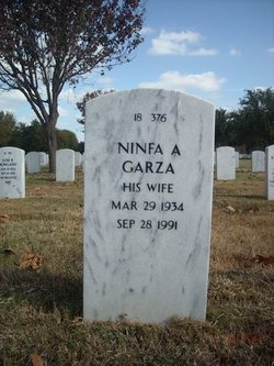 Ninfa A Garza