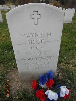 Wayne H Sisco
