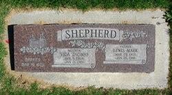 Lewis Mark Shepherd