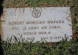 Robert Morgan Spafard