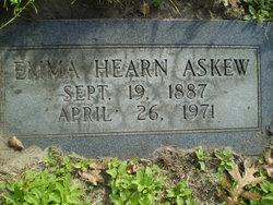 Mary Emma <I>Hearn</I> Askew