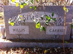 Carrie <I>Rose</I> Simpson