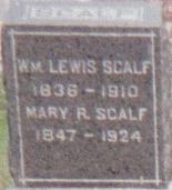 Mary Regina <I>Fizenhiser</I> Scalf