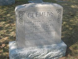 Isaac Brower Clemens