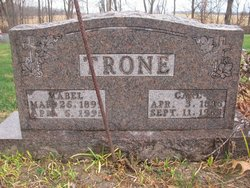 Mabel S. <I>Hollenback</I> Trone-Bateman