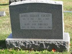 Mary Jane <I>Ringgold</I> Cockey