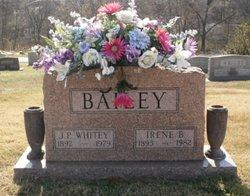 """Jeff P """"Whitey"""" Bailey"""