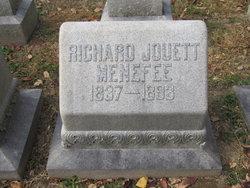 Richard Jouett Menefee