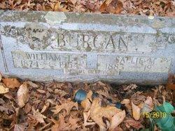 William Thomas Burgan