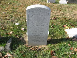 Gen Charles Wesley Hill
