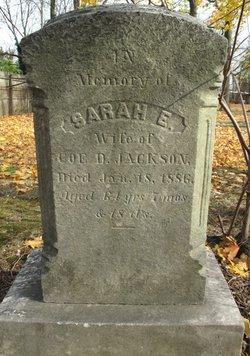 Sarah E. Jackson