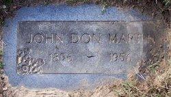 John Don Martin
