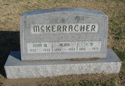 John Wesley McKerracher