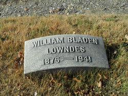 William Bladen Lowndes