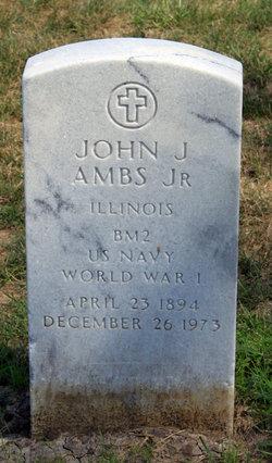 John J Ambs, Jr