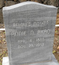 Annie N. Akao