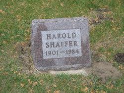 Ernest Harold Shaffer