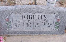 Louisa Caroline <I>Kimber</I> Roberts