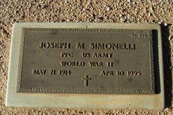 Joseph M Simonelli