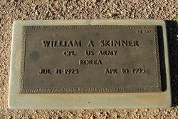 William A Skinner