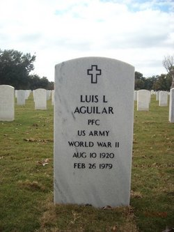 Luis L Aguilar