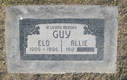 "Allie Louisa ""Allie Lou"" <I>Crowe</I> Guy"
