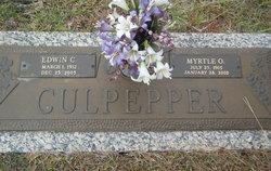 Edwin Chester Culpepper