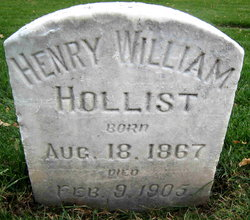 Henry William Hollist