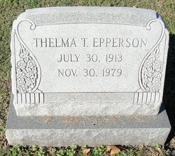 Thelma T. Epperson