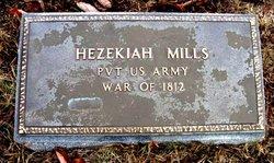 Hezekiah Mills