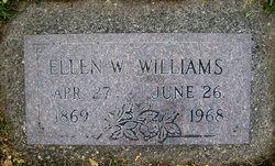 Ellen Marie <I>Walton</I> Williams