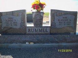 Robert P Rummel