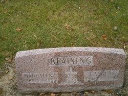 J August Blaising