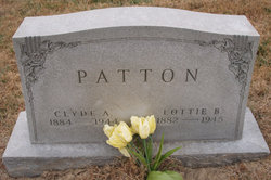 Lotta B <I>Jones</I> Patton