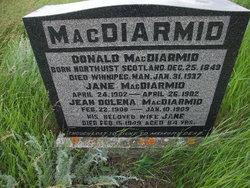 Jane MacDiarmid