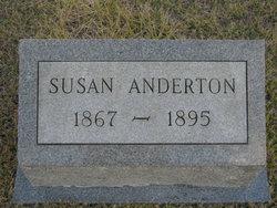 Susan <I>Whitworth</I> Anderton