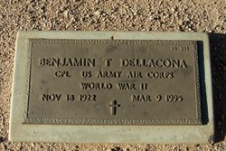 Benjamin T Dellacona