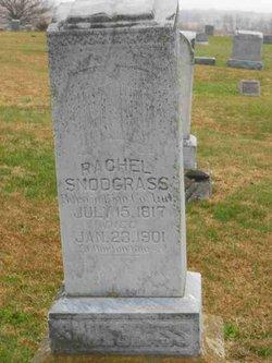 Rachel <I>Stuthard</I> Snodgrass