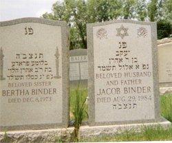 Bertha Binder