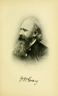 Dr Patrick Wells Gray