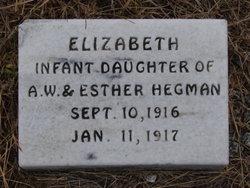 Elizabeth Hegman