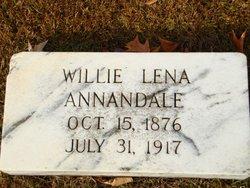 Willie Lena Annandale
